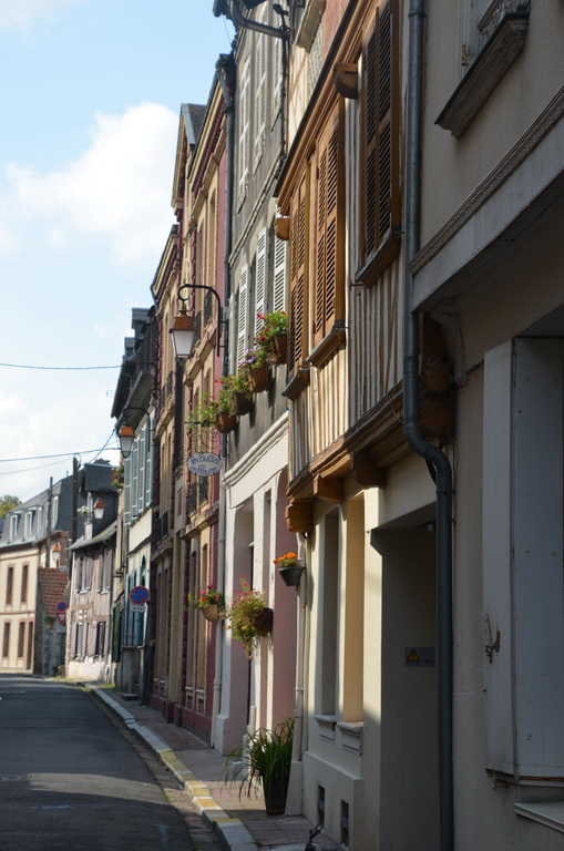 rue d'Honfleur